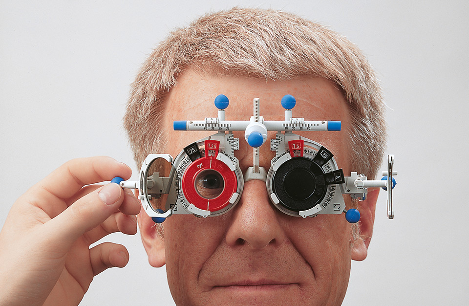 Glas- und Fassungsberatung - Augenoptik Berner